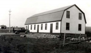 old parish hall